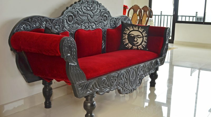 Furniture Chair Indoors Seat Table  - nuzree / Pixabay