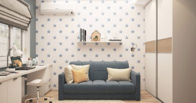 Baby Boy Interior Room Within Lamp  - Victoria_Borodinova / Pixabay