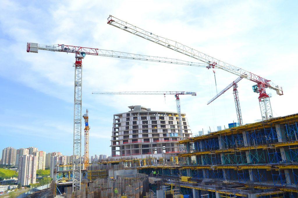 Construction Tower Crane  - Engin_Akyurt / Pixabay