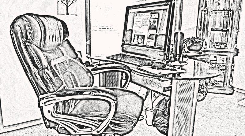 Desktop Cartoon Desk Computers  - Jerrico / Pixabay