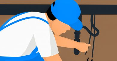 Plumber Fixing Kitchen Business  - mohamed_hassan / Pixabay
